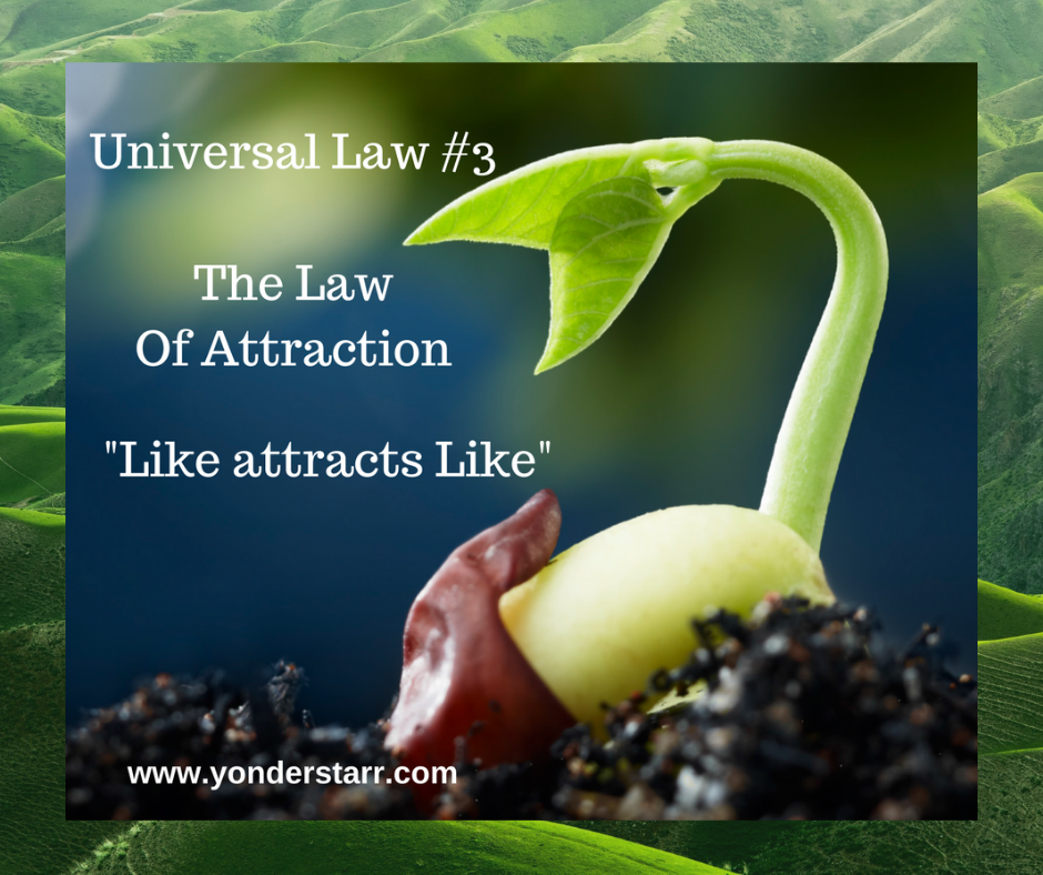 The truth is the Law of Attraction ALWAYS works